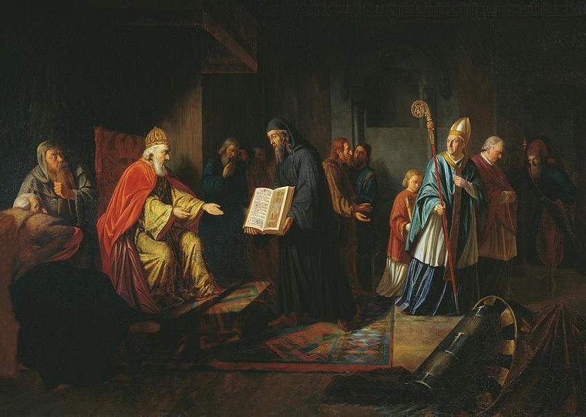 IVAN-EGGINK.-VELIKII-KNYZ-VLADIMIR-VYBIRAET-VERU.-1822.jpg