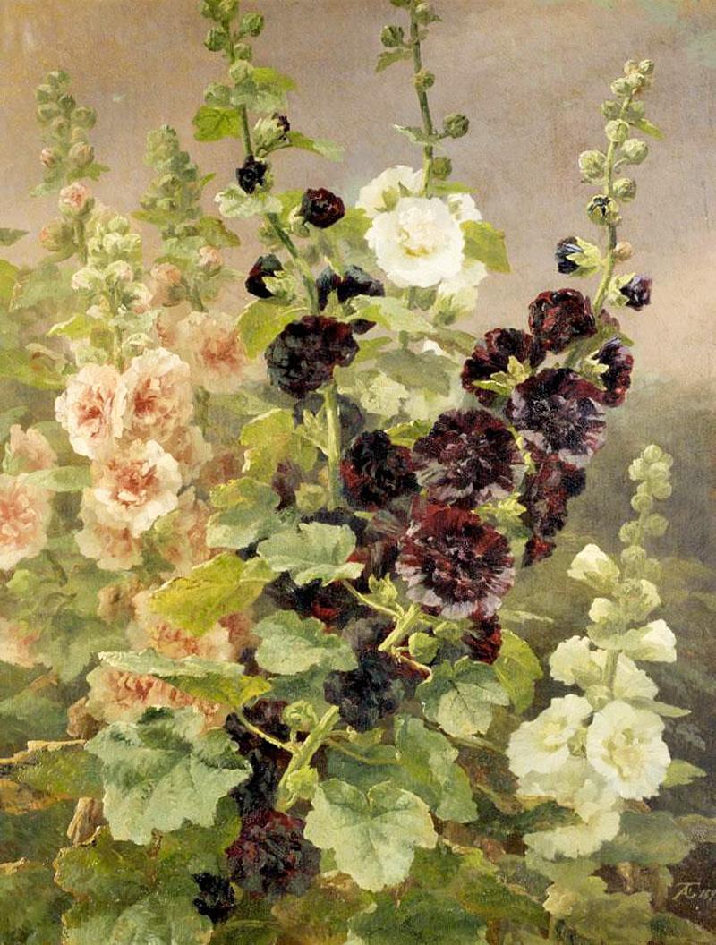 Anthonore-Christensen-Holly-hocks-1894.jpg
