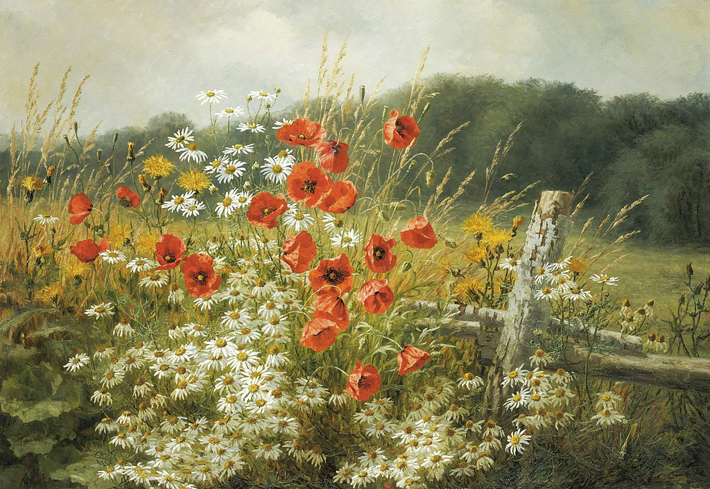 Anthonore-Christensen-Poppies-and-daisies.jpg