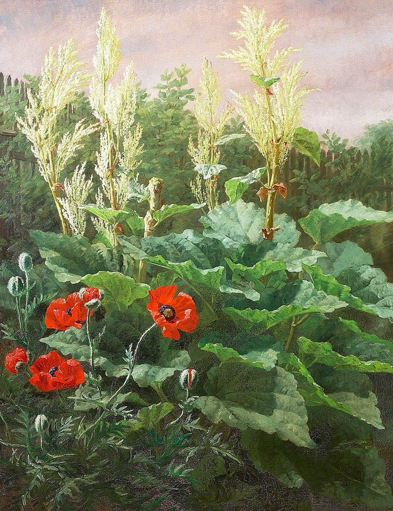 Anthonore-Christensen-Rhubarb-and-Poppies.jpg