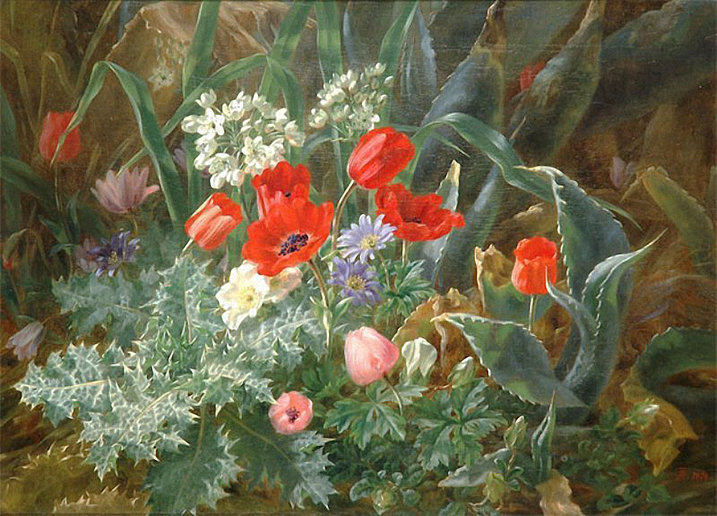 Anthonore-Christensen-Still-life-with-flowers-on-a-mossy-bank-1874.jpg