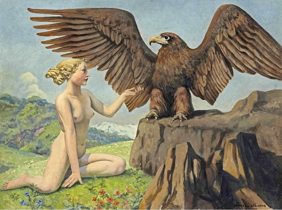 1950-__________-____-Femme-a-LAigle_462-x-61________-_____________-________.jpg
